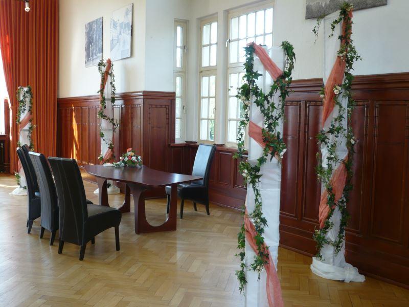 Trauort Rathaus Kray
