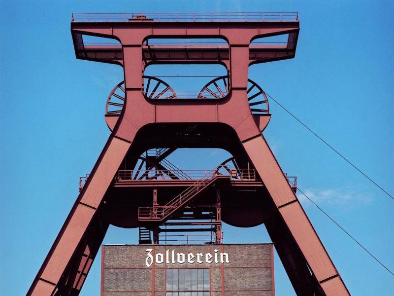 Trauort Zeche Zollverein